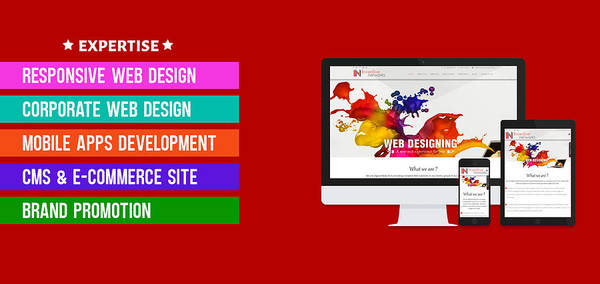 Wall Art - Digital Art - Web Design And Development by Inventive Networks