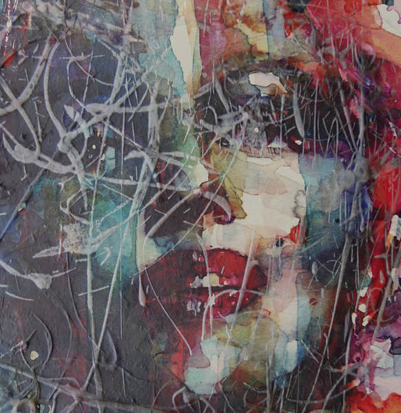 Wall Art - Painting - Web Of Deceit by Paul Lovering