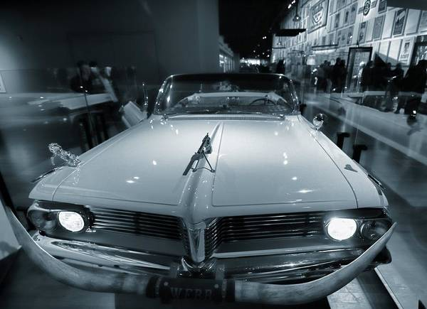 Photograph - Webb Pierce Pontiac Bonneville by Dan Sproul