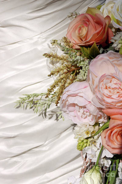 Photograph - Wedding Bouquet 04 by Rick Piper Photography