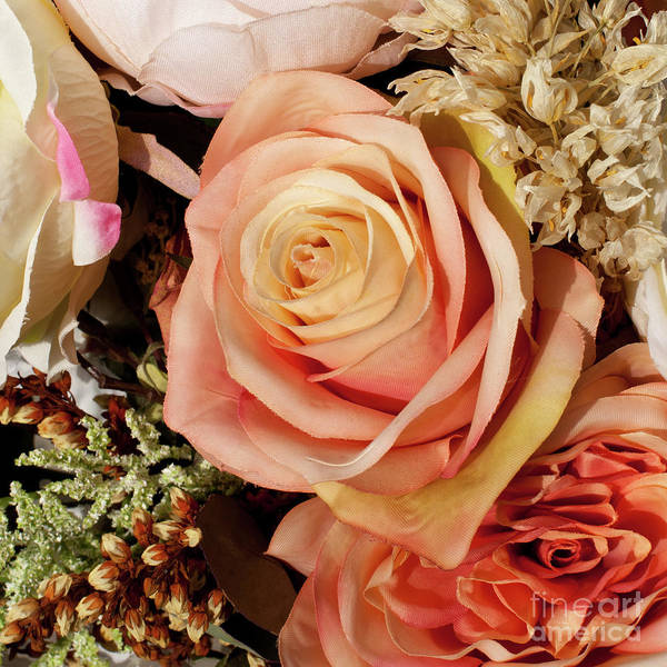Photograph - Wedding Flowers 01 by Rick Piper Photography