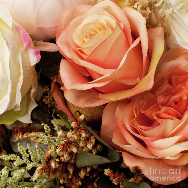 Photograph - Wedding Flowers 03 by Rick Piper Photography