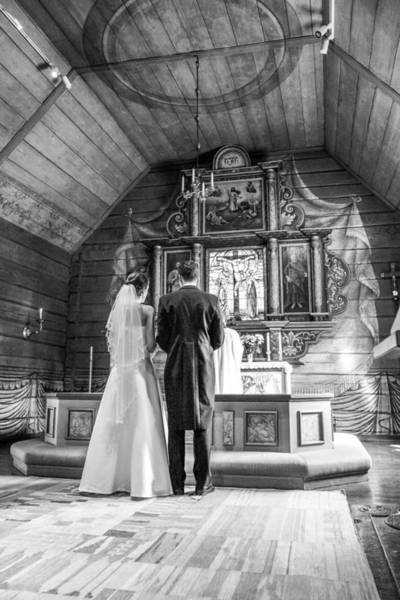 Vows Photograph - Wedding by Jimmy Karlsson
