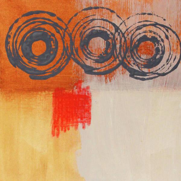 Painting - Wednesday Abstract Number 1 by Nancy Merkle
