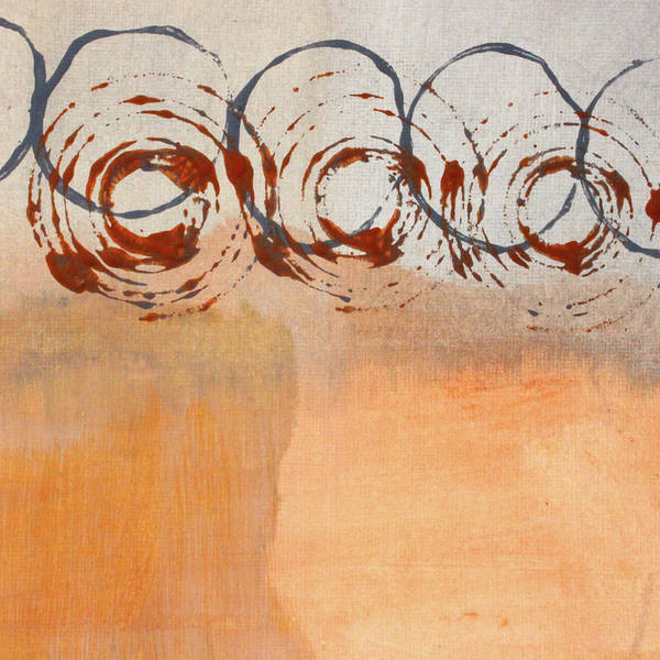 Painting - Wednesday Abstract Number 2 by Nancy Merkle