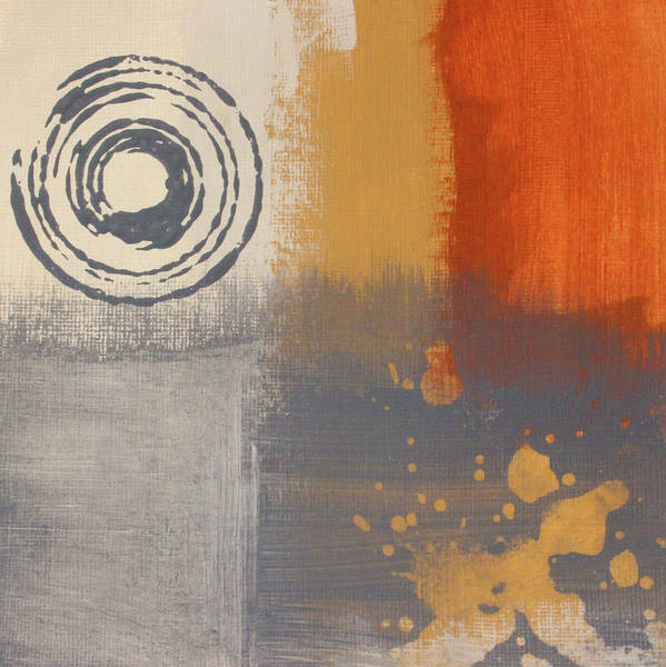Painting - Wednesday Abstract Number 3 by Nancy Merkle
