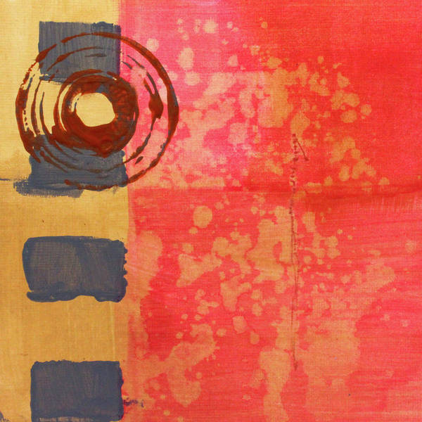 Painting - Wednesday Abstract Number 4 by Nancy Merkle