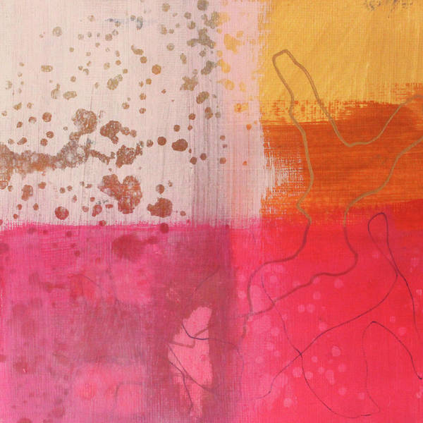 Painting - Wednesday Abstract Number 7 by Nancy Merkle