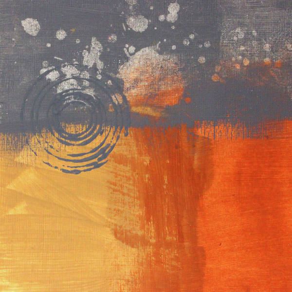 Painting - Wednesday Abstract Number 8 by Nancy Merkle