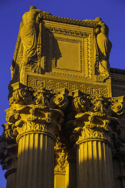 Wall Art - Photograph - Weeping Females Palace Of Fine Arts by Garry Gay