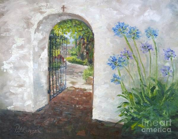 Painting - Welcome All by Lori Pittenger