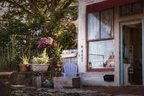 Photograph - Welcome In by Robin-Lee Vieira