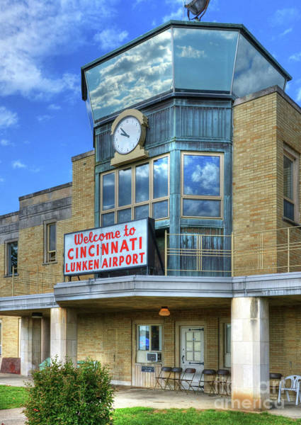 Photograph - Welcome To Cincinnati by Mel Steinhauer