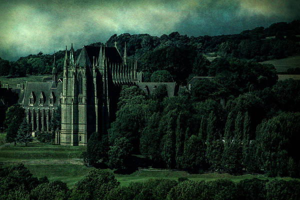 Photograph - Welcome To Wizardry School by Chris Lord
