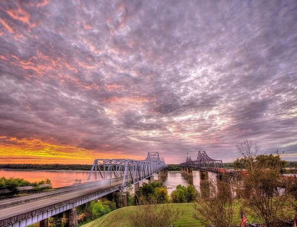 Photograph - Welcome To Mississippi by JC Findley