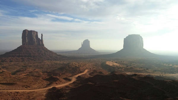 Photograph - Welcome To Monument Valley by Liza Eckardt