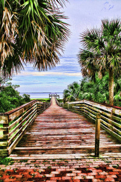 Photograph - Welcome To Paradise by Mary Buck
