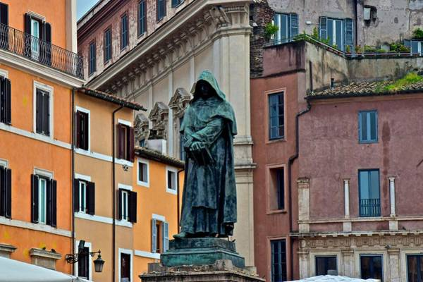 Wall Art - Photograph - Welcome To Rome by Frozen in Time Fine Art Photography