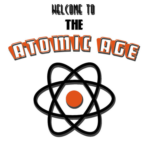 Atomic Weapons Digital Art - Welcome To The Atomic Age by Andrea Mazzocchetti