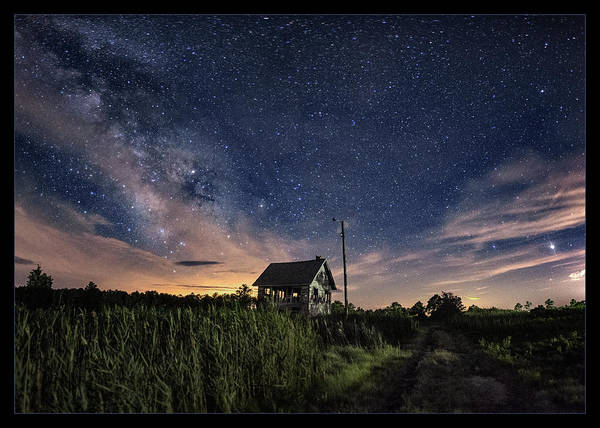 Nightscape Photograph - Welcome To The Universe by Robert Fawcett