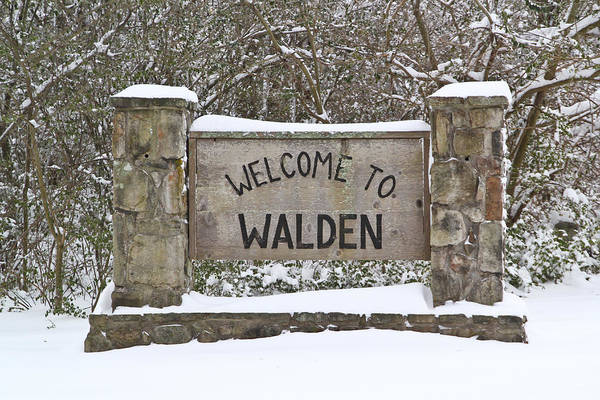 Photograph - Welcome To Walden Tn by Tom and Pat Cory