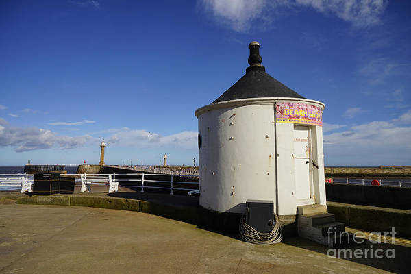Wall Art - Photograph - Welcome To Whitby by Smart Aviation