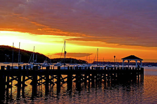Photograph - Welcoming Harbor by Lynda Lehmann