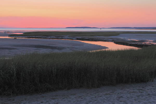 Wall Art - Photograph - Wellfleet Bay Sunset by John Burk