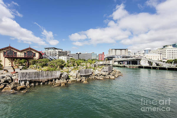 Photograph - Wellington Waterfront by Didier Marti