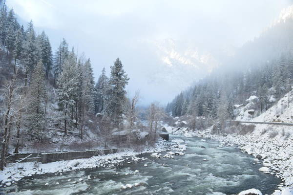 Photograph - Wenatchee River by Brian O'Kelly