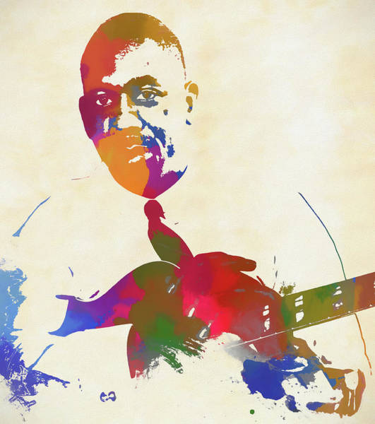 Wall Art - Painting - Wes Montgomery by Dan Sproul