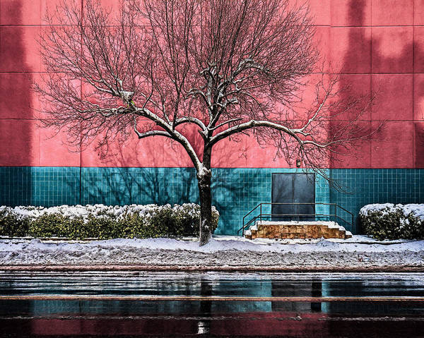Photograph - West 23rd Street In Winter by Chris Lord