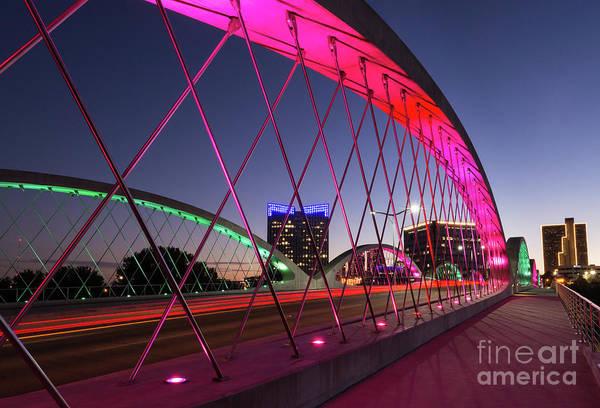 Photograph - West 7th Street Bridge by Paul Quinn