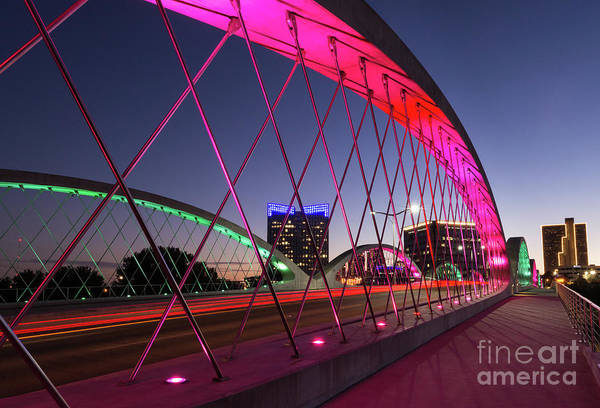 Wall Art - Photograph - West 7th Street Bridge by Paul Quinn