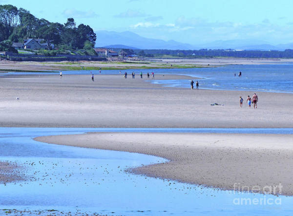 Photograph - West Beach - Nairn by Phil Banks
