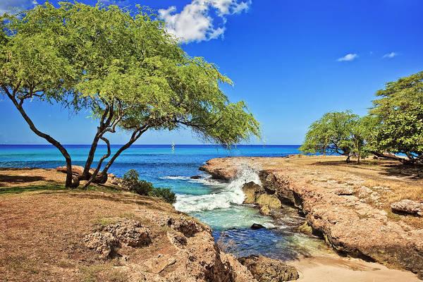 Kaena Photograph - West Coast Oahu Hawaii by Marcia Colelli