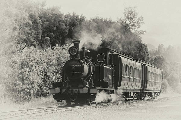 Photograph - West Coast Railway by Nicholas Blackwell