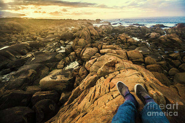 Seat Photograph - West Coast Tasmania Sightseeing Tour by Jorgo Photography - Wall Art Gallery