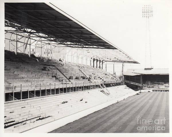 Wall Art - Photograph - West Ham - Upton Park - West Stand 1 - 1969 by Legendary Football Grounds