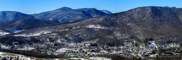 Photograph - West Jefferson Snowscape by Dale R Carlson