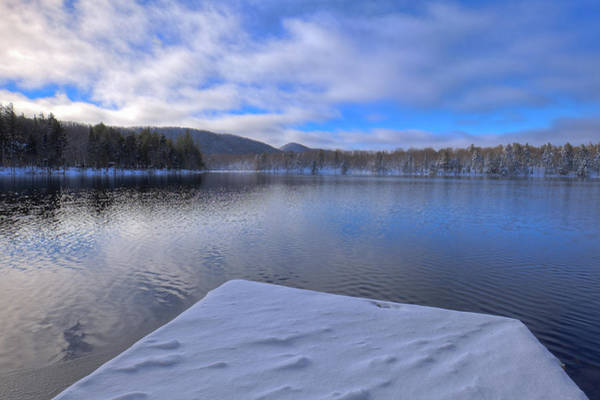 Photograph - West Lake In November by David Patterson