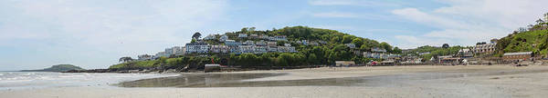 Photograph - West Looe From East Looe. by Maggie McCall