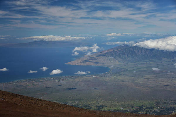Photograph - West Maui by Randy Hall
