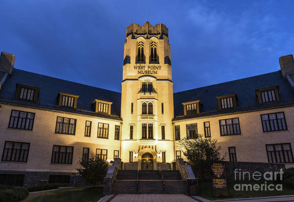 Wall Art - Photograph - West Point Military Museum by John Greim