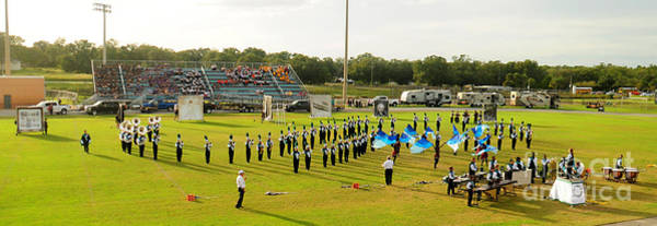Photograph - West Port Marching Band 2017 by Photos By Cassandra
