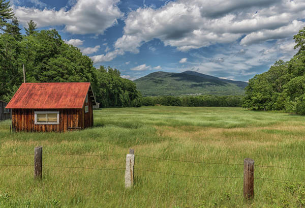 Photograph - West Side Road North Conway New Hampshire by Brian MacLean