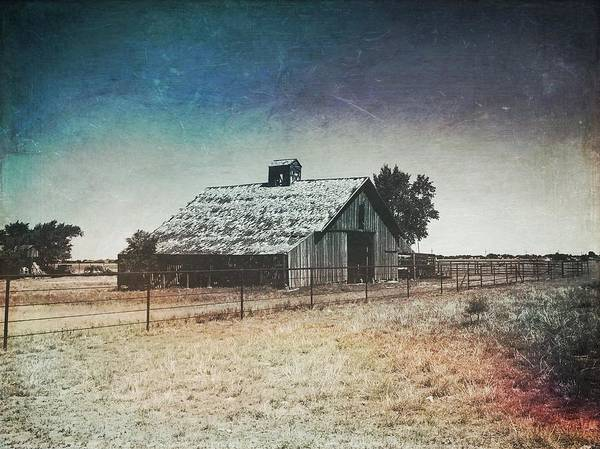 Photograph - West Texas History by Brad Hodges