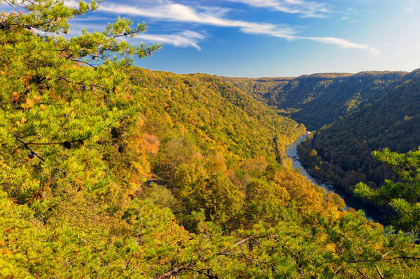 Fayetteville Photograph - West Virginia by Christian Heeb