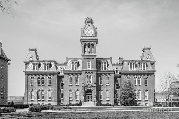Photograph - West Virginia University Woodburn Hall by University Icons