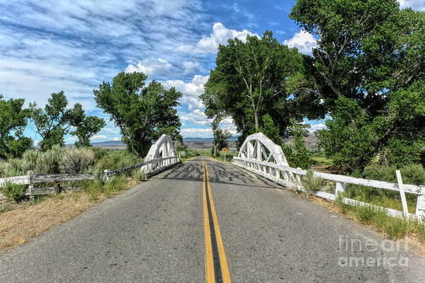 Photograph - West Walker River Bridge by Joe Lach